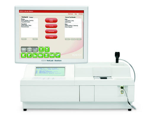 Vet Test Chemistry Analyzer - View Specifications & Details