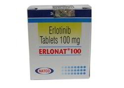 Erlotinib 100 mg Tablet