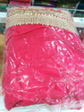 Net Pattern Saree