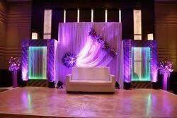Engagement Decoration