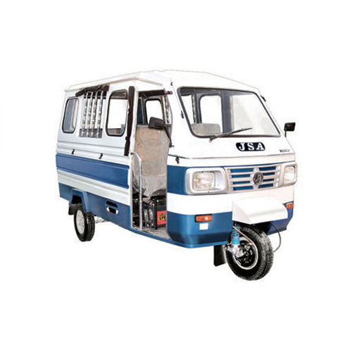 Petrol JSA Passenger Auto Rickshaw