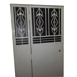 Ms Safety Door Mild Steel Safety Door Suppliers Traders