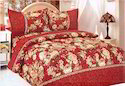 Cotton Designer Double Bed Sheet