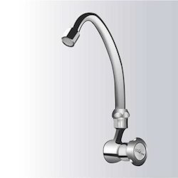 Adroit Silver Economy Series Brass Sink Cock