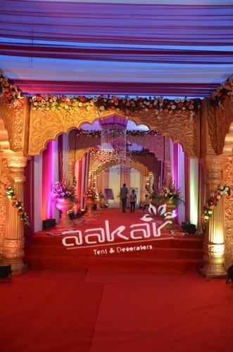 Wedding planning service wedding planners aakar tent decorators wedding planning service junglespirit Choice Image