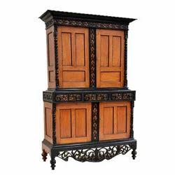Satinwood Cabinet