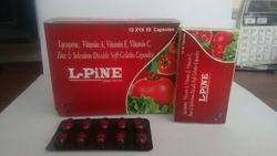Lycopene With Multivitamin Multiminerals Tablet