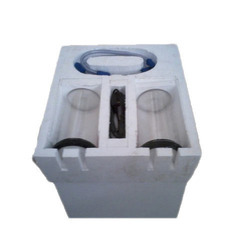 White Molded Thermocol Box, For Packaging, Capacity: 1-2kgs