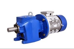Three Phase 0.5-10 Hp Inline Geared Motor