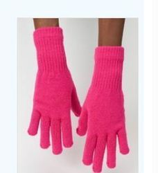 Acrylic Knitted Glove