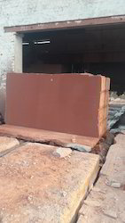 Red Sand Stone Slabe