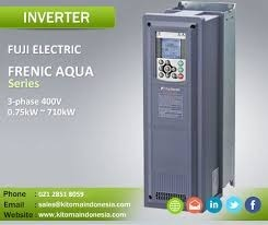 Frenic Aqua Variable Frequency Drive Inverter