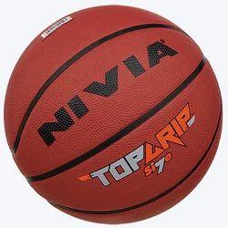 Nivia NIVIAS Top Grip Basket Ball, Size: 7