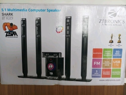 Zebronics 51 Multimedia Computer Speakers
