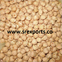 Indian White Chick Peas, High In Protein