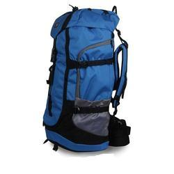 Backpack - Rucksack 75 Ltrs - Blue 242