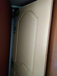 Automatic Teak Wood Doors