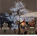 Single Color LED Tree 12 to 18 feet Available Also Color Red,White,Blue,Green Etc
