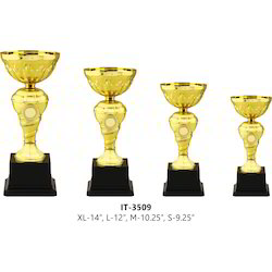 Sports Gold Plated Cup