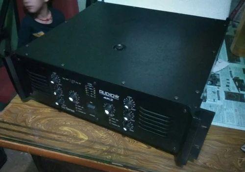 4000 Watt Dj Amplifier Audio King