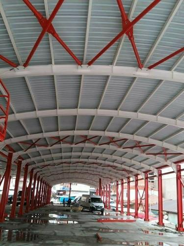 Warehouse Shed Fabrication Service, Location: Delhi/NCR