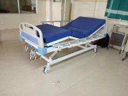 Mild Steel Hospital Patient Bed