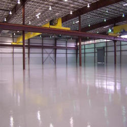 Epoxy Industrial Flooring