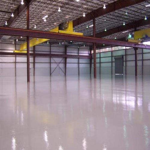 Epoxy Industrial Flooring At Rs 45 Square Feet Epoxy