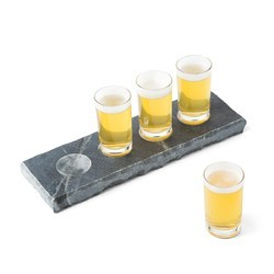 Marble Tray For Glasses