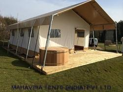 PVC Jungle Safari Tents