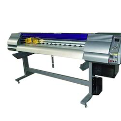 Solvent and Flex Printing Machine