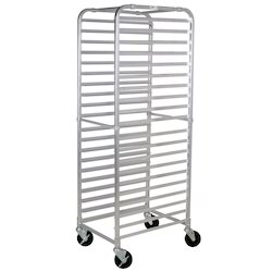 Rack Trolley - Long Tray Rack Trolley Manufacturer from Mumbai