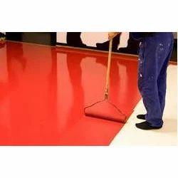 Residential Building PU Flooring Service