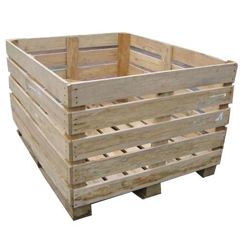 Heavy Wooden Crates at Rs 85/square feet Wooden Crates ID: 14090309648
