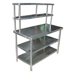 Commercial Kitchen Stainless Steel Table