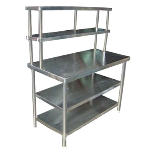 Commercial Kitchen Stainless Steel Table at Rs 10000 /piece ...
