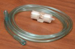 Tracheostomy HME Filter with Oxygen Tubing Set