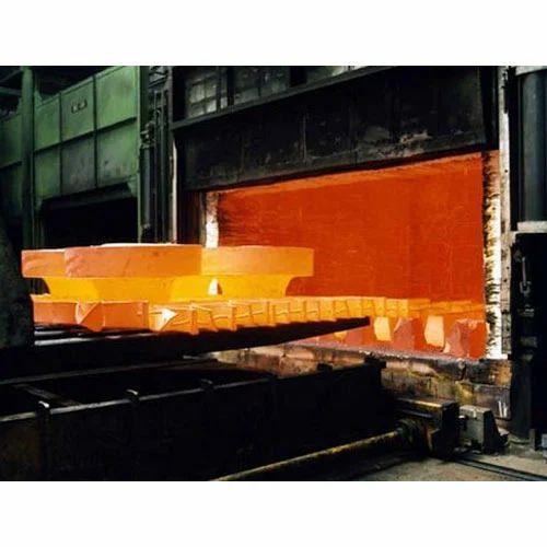 Heat Treatment Furnace of Non Ferrous Component