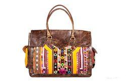 Banjara Real Leather Bag
