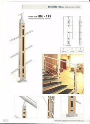 Exterior Wood Baluster