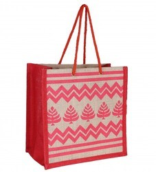 Navarathiri Collection Jute Bag