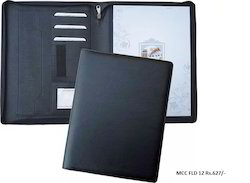 Diaries with Folder TCC FLD 12