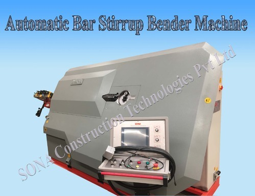 Automatic Bar Stirrup Bender Machine at Rs 4500000 /piece(s