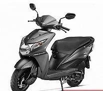 Honda Dio New
