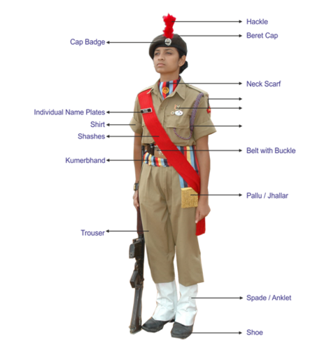 boy scout uniform adult