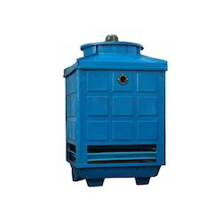 FRP Square Cooling Tower, Capacity; 7.5 TR