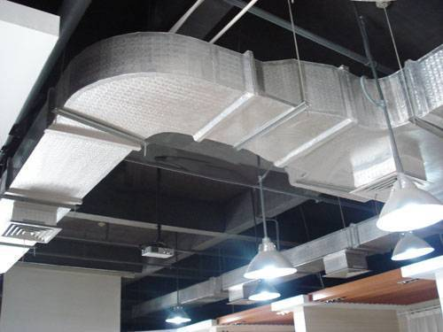 pir duct polyisocyanurate ducting aluminium duct at rs 125