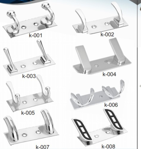 Wall Hooks, Material-Stainless Steel