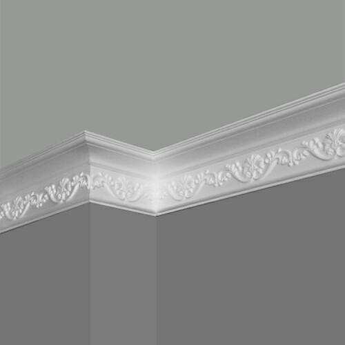 White Border Design Rs 55 Square Feet Super Ceiling