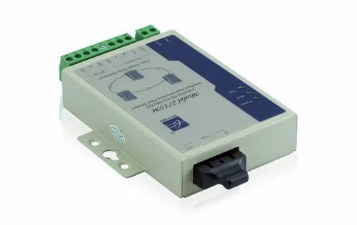 Serial Port Converter - RS232/485/422 to Fiber Optic